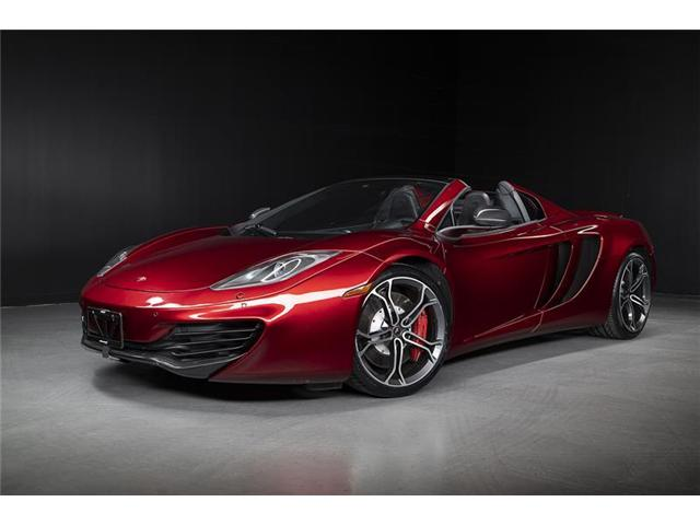 2013 McLaren MP4-12C Spyder (Stk: MU1978) in Woodbridge - Image 2 of 16