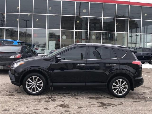 2017 Toyota RAV4 Limited (Stk: U2335) in Vaughan - Image 2 of 25