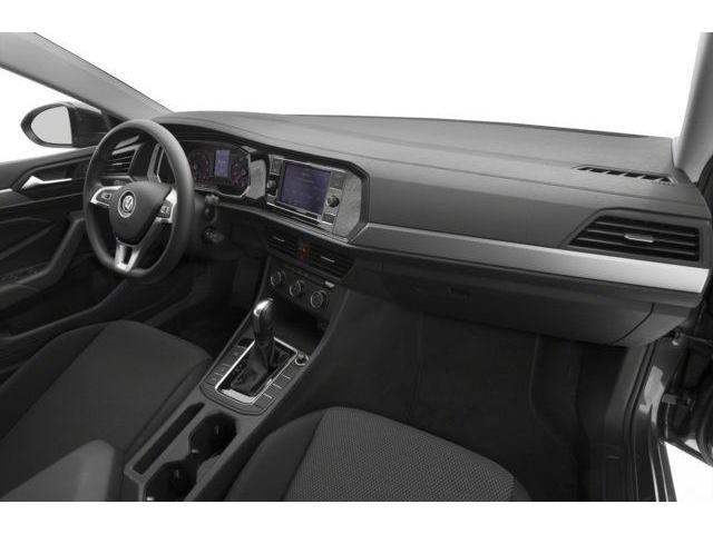 2019 Volkswagen Jetta 1.4 TSI Comfortline (Stk: KJ109242) in Surrey - Image 9 of 9