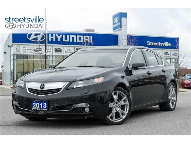 2013 Acura TL Elite (Stk: P0615) in Mississauga - Image 1 of 22