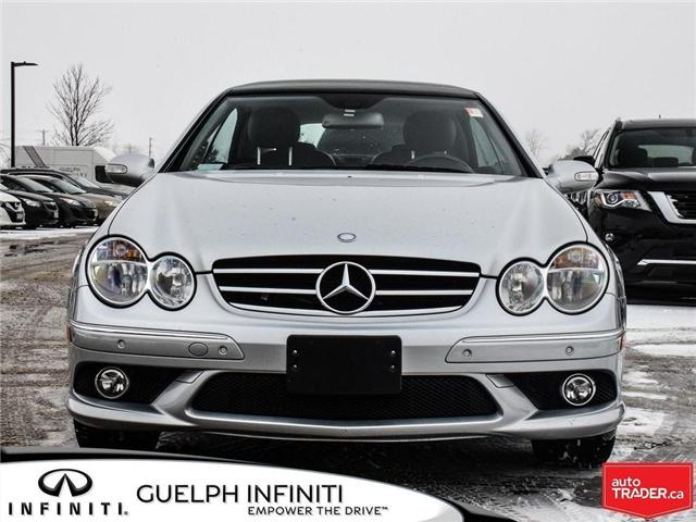 2006 Mercedes-Benz CLK-Class Base (Stk: I6566AA) in Guelph - Image 2 of 21