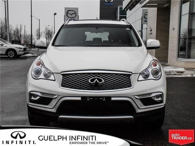 2017 Infiniti QX50 Base (Stk: I6838A) in Guelph - Image 2 of 23