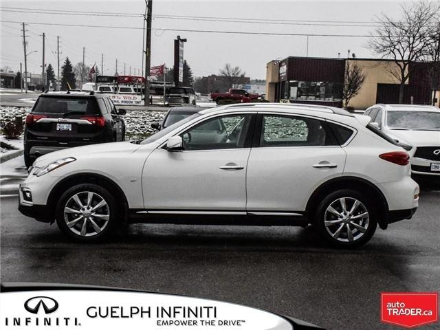 2017 Infiniti QX50 Base (Stk: I6838A) in Guelph - Image 3 of 23