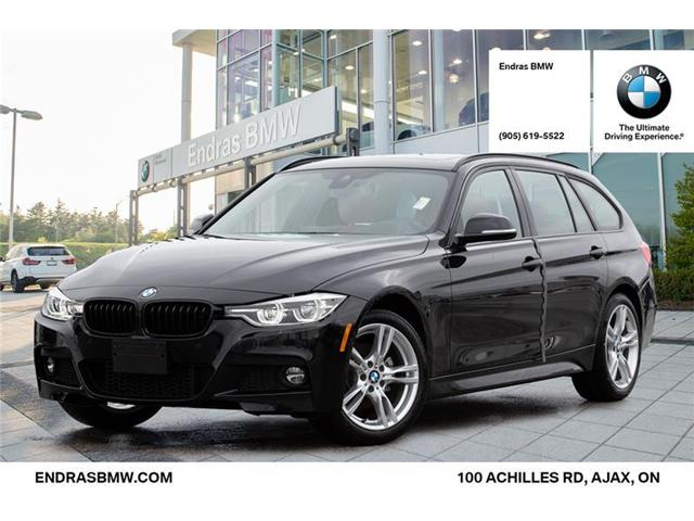 2019 BMW 330i xDrive Touring (Stk: 35441) in Ajax - Image 1 of 20