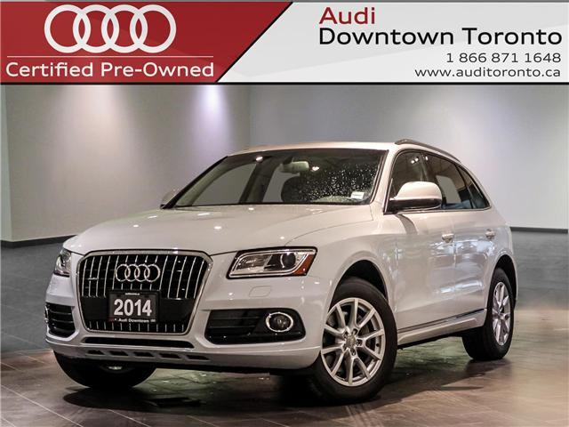 2014 Audi Q5 3.0 Progressiv (Stk: P2847) in Toronto - Image 1 of 29