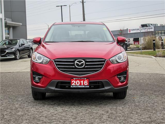 2016 Mazda CX-5 GS (Stk: P5027) in Ajax - Image 2 of 24