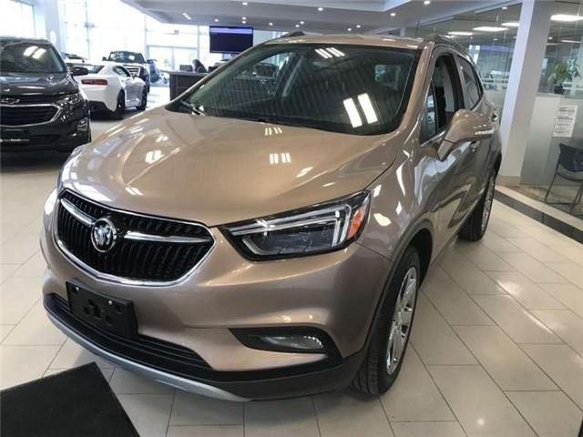 2019 Buick Encore Essence (Stk: B772851) in Newmarket - Image 1 of 18