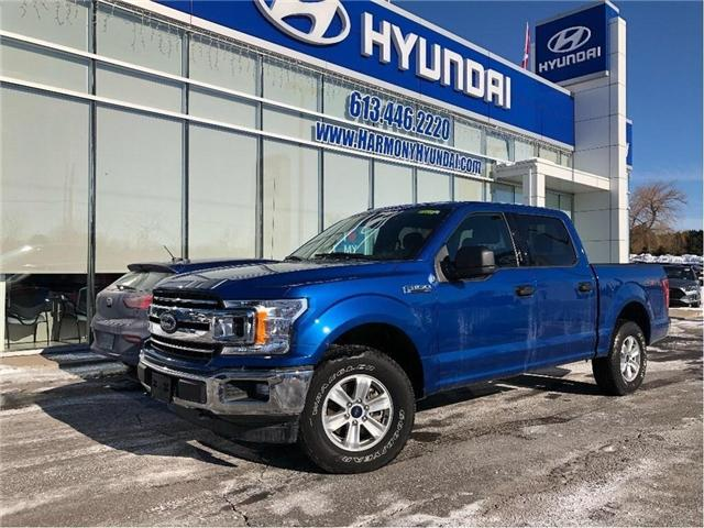 2018 Ford F-150  (Stk: P750A) in Rockland - Image 1 of 21
