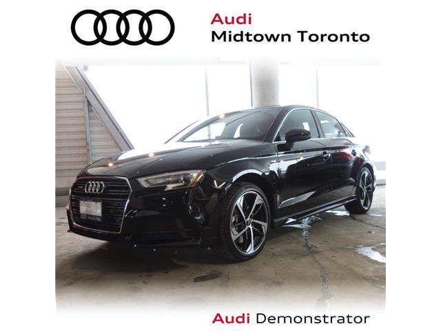 2019 Audi A3 45 Progressiv (Stk: AU6305) in Toronto - Image 1 of 22