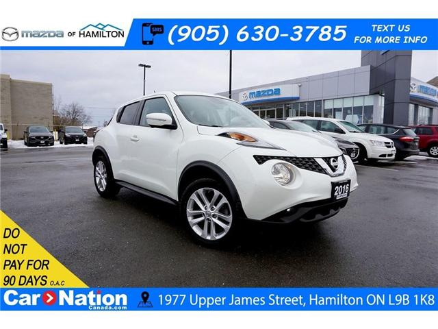 2016 Nissan Juke  (Stk: HR648C) in Hamilton - Image 1 of 30