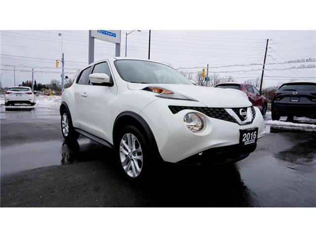 2016 Nissan Juke  (Stk: HR648C) in Hamilton - Image 4 of 30