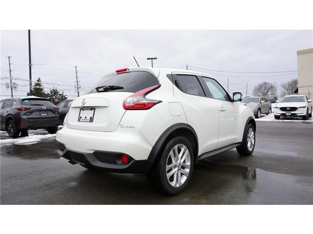 2016 Nissan Juke  (Stk: HR648C) in Hamilton - Image 6 of 30