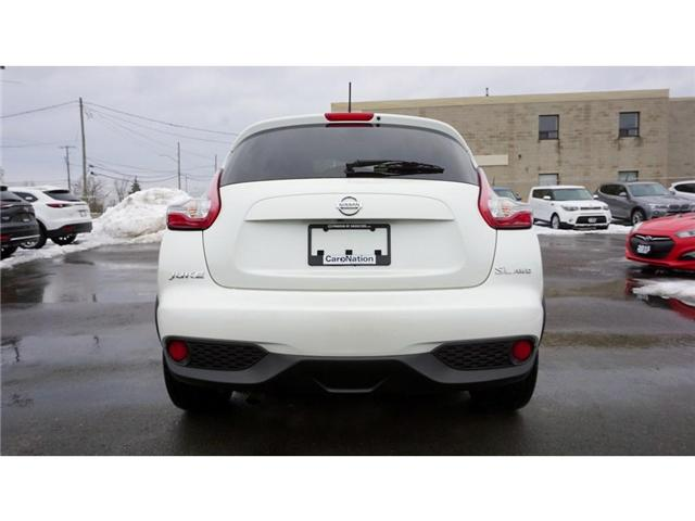 2016 Nissan Juke  (Stk: HR648C) in Hamilton - Image 7 of 30