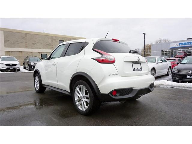 2016 Nissan Juke  (Stk: HR648C) in Hamilton - Image 8 of 30