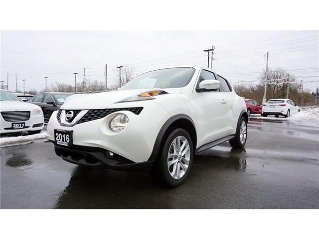 2016 Nissan Juke  (Stk: HR648C) in Hamilton - Image 10 of 30