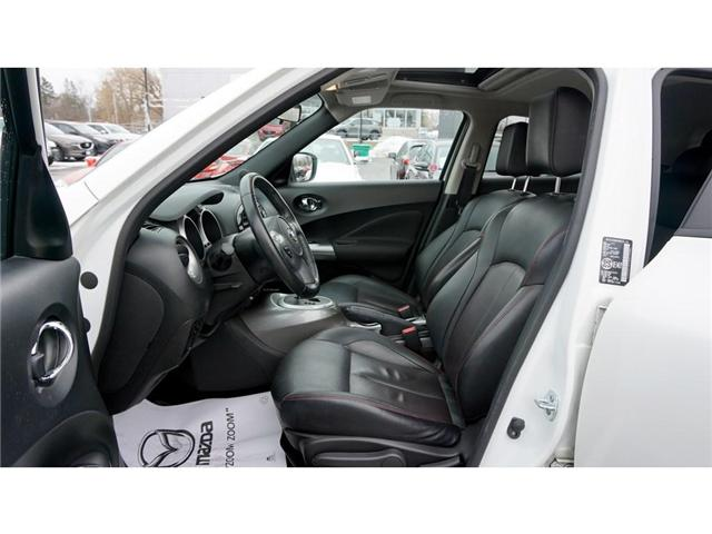 2016 Nissan Juke  (Stk: HR648C) in Hamilton - Image 15 of 30