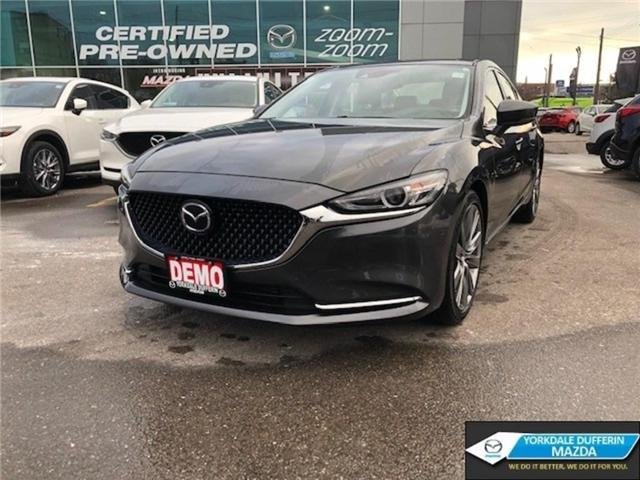 2018 Mazda 6 GT (Stk: D-18852) in Toronto - Image 1 of 23