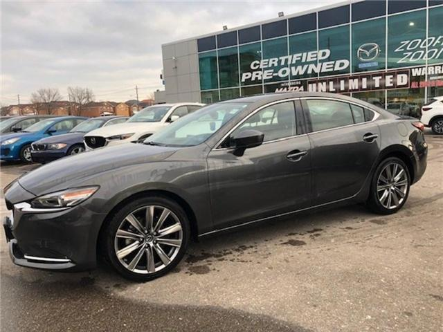 2018 Mazda 6 GT (Stk: D-18852) in Toronto - Image 2 of 23