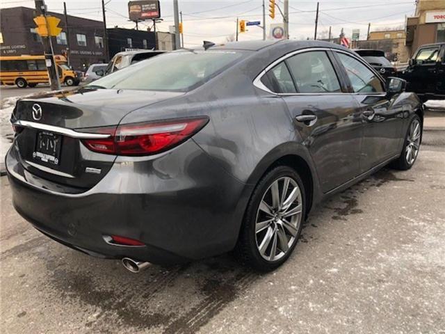 2018 Mazda MAZDA6 GT (Stk: D-18852) in Toronto - Image 4 of 23