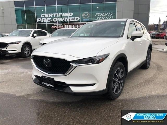 2018 Mazda CX-5 GT (Stk: D-181270) in Toronto - Image 1 of 10