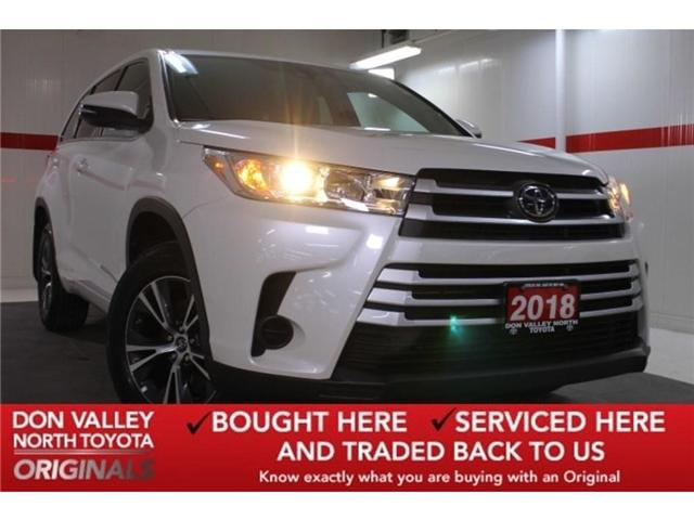 2018 Toyota Highlander LE (Stk: OR297426S) in Markham - Image 1 of 24