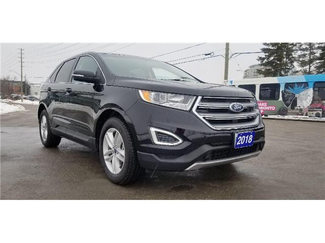 2018 Ford Edge SEL (Stk: P8489) in Unionville - Image 1 of 16