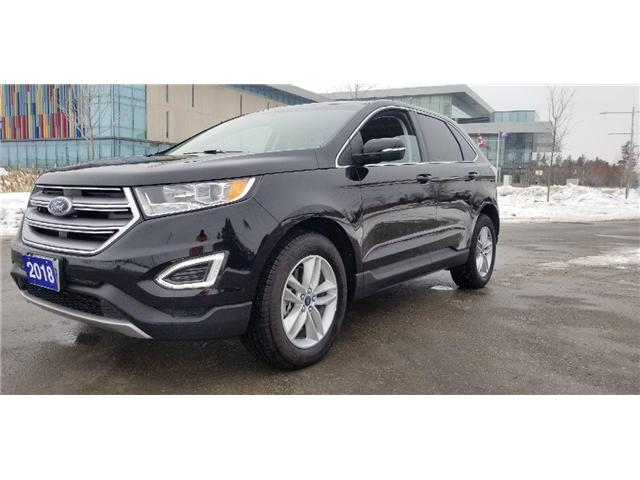 2018 Ford Edge SEL (Stk: P8489) in Unionville - Image 3 of 16