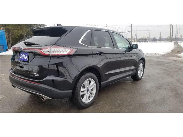 2018 Ford Edge SEL (Stk: P8489) in Unionville - Image 7 of 16