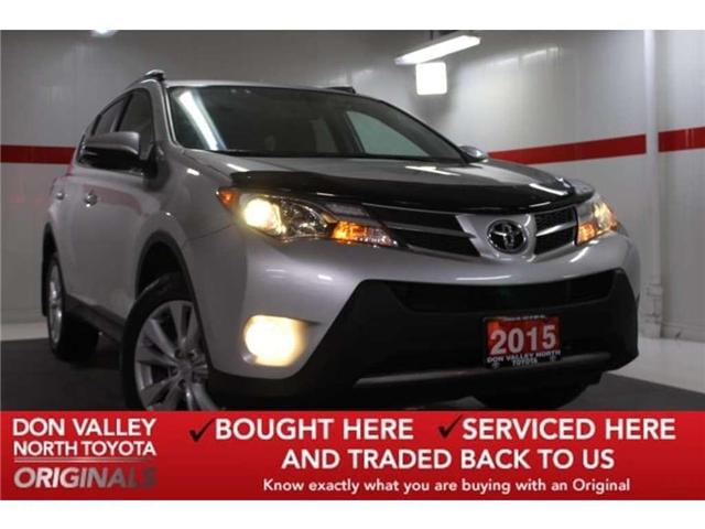 2015 Toyota RAV4 Limited (Stk: OR297325S) in Markham - Image 1 of 27