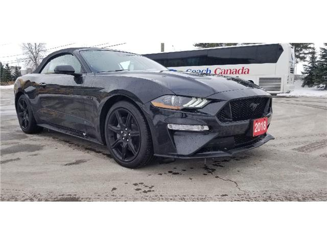 2018 Ford Mustang GT Premium (Stk: P8499) in Unionville - Image 1 of 22