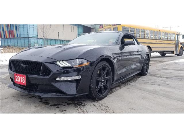 2018 Ford Mustang GT Premium (Stk: P8499) in Unionville - Image 3 of 22