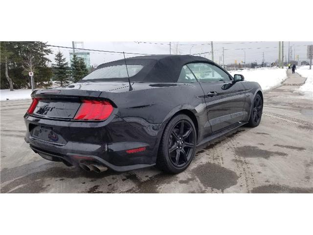 2018 Ford Mustang GT Premium (Stk: P8499) in Unionville - Image 7 of 22