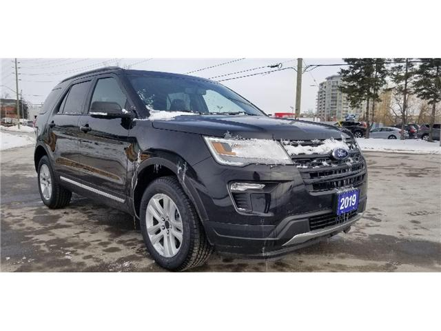 2019 Ford Explorer XLT (Stk: P8507) in Unionville - Image 1 of 23