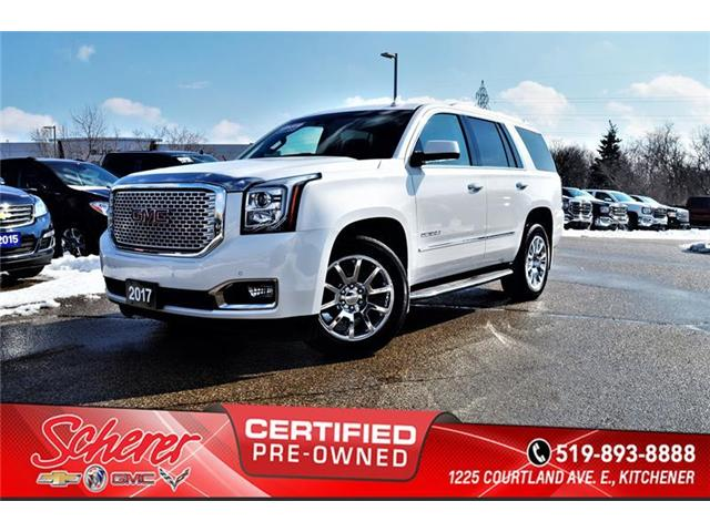 2017 GMC Yukon Denali (Stk: 194480A) in Kitchener - Image 1 of 10