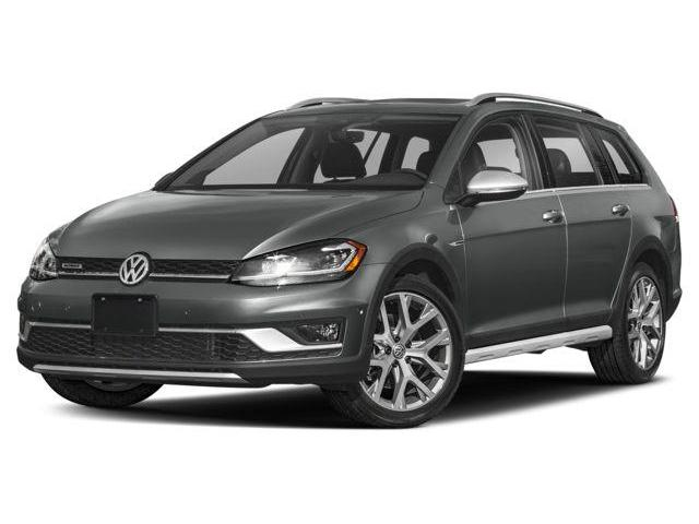 2019 Volkswagen Golf Alltrack 1.8 TSI Execline (Stk: V4042) in Newmarket - Image 1 of 9