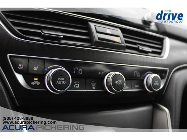 2018 Honda Accord Touring (Stk: AP4756) in Pickering - Image 15 of 29