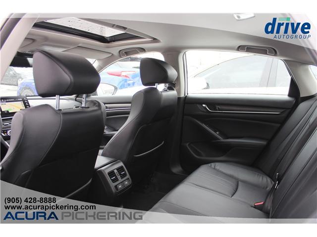 2018 Honda Accord Touring (Stk: AP4756) in Pickering - Image 22 of 29