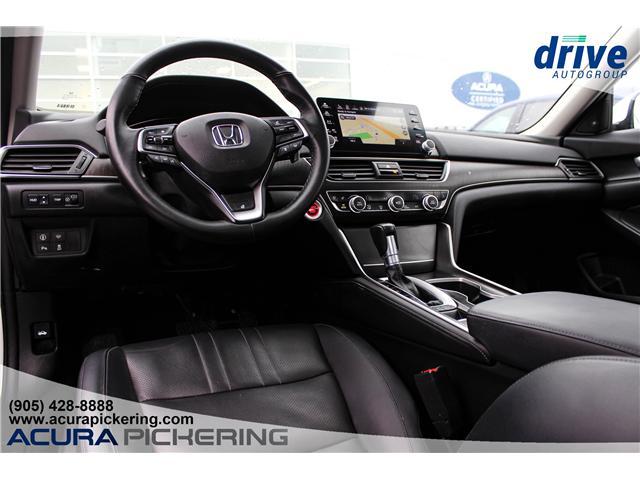 2018 Honda Accord Touring (Stk: AP4756) in Pickering - Image 2 of 29