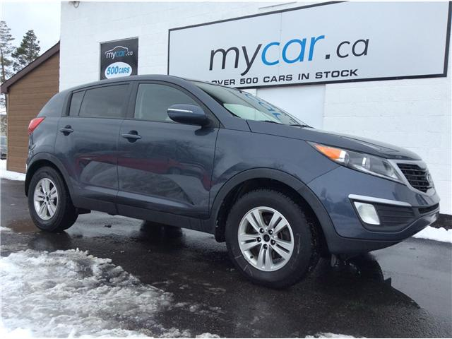 2013 Kia Sportage LX (Stk: 190012) in Richmond - Image 1 of 20