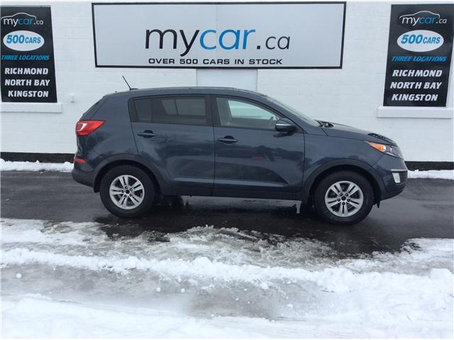 2013 Kia Sportage LX (Stk: 190012) in Richmond - Image 2 of 20