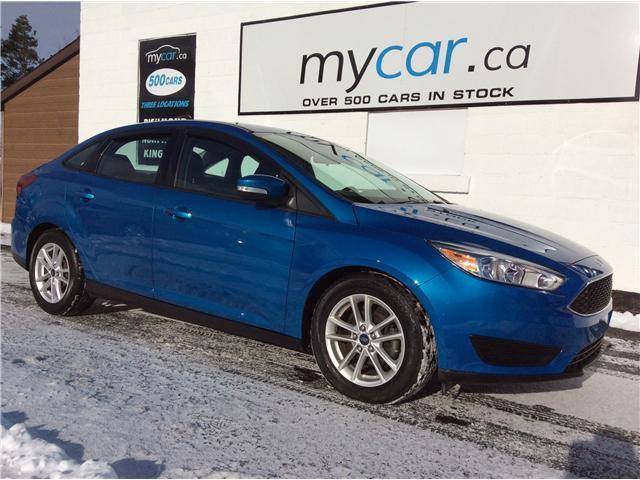 2015 Ford Focus SE (Stk: 181862) in Richmond - Image 1 of 20