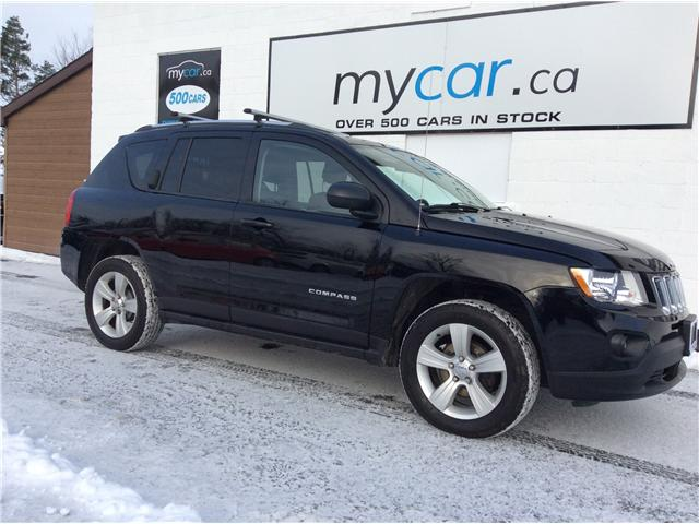 2013 Jeep Compass North (Stk: 190175) in Richmond - Image 1 of 19