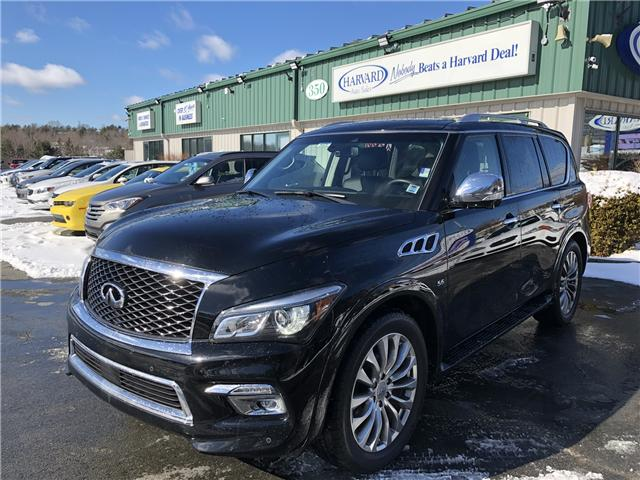 2017 Infiniti QX80 Base 8 Passenger (Stk: 10257) in Lower Sackville - Image 1 of 31