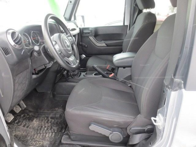 2014 Jeep Wrangler Sport (Stk: M18176B) in Steinbach - Image 11 of 22