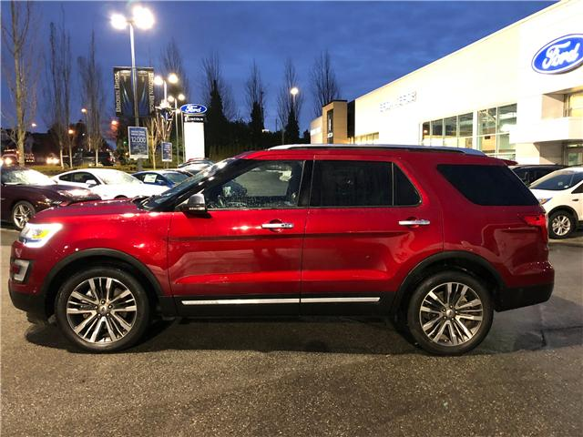 2017 Ford Explorer Platinum (Stk: RP1949) in Vancouver - Image 2 of 25