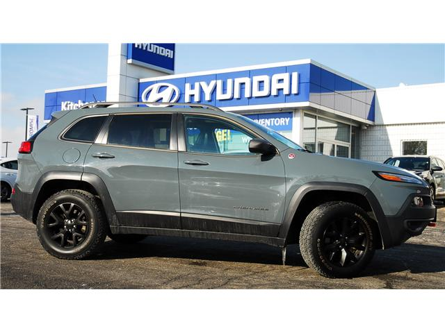 2015 Jeep Cherokee Trailhawk (Stk: 58615A) in Kitchener - Image 2 of 17