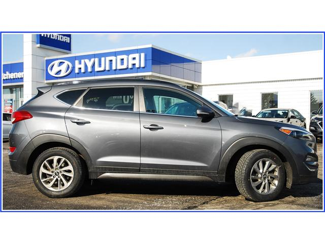2016 Hyundai Tucson Luxury (Stk: 58644A) in Kitchener - Image 2 of 14
