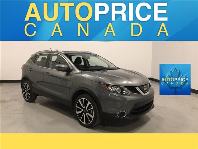 2018 Nissan Qashqai SL (Stk: D0078) in Mississauga - Image 1 of 25
