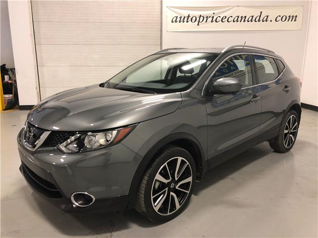 2018 Nissan Qashqai SL (Stk: D0078) in Mississauga - Image 3 of 25