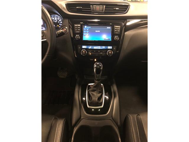 2018 Nissan Qashqai SL (Stk: D0078) in Mississauga - Image 12 of 25